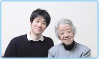 患部以外のところも重点的に触ってくださるんです。榊城整体院東京都在住 Kさん(女性/80代)施術の感想